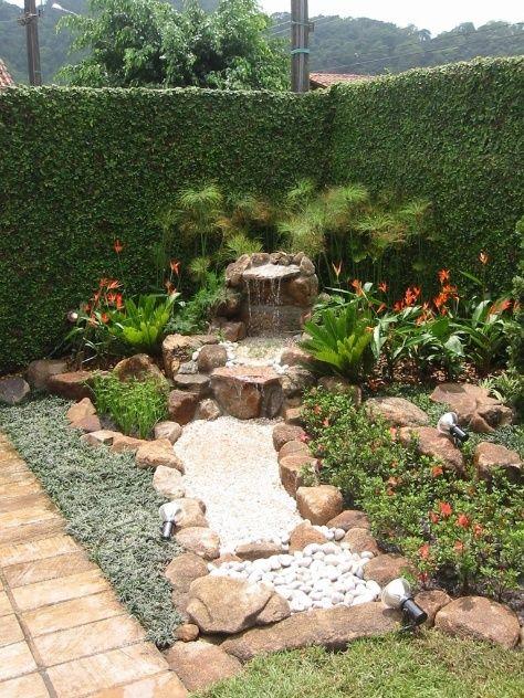 ideias sobre Lagos Pequenos De Jardim no Pinterest  Lagos De Jardim
