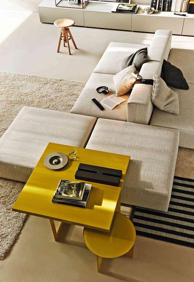 Glass House - Molteni&C. | livingroom