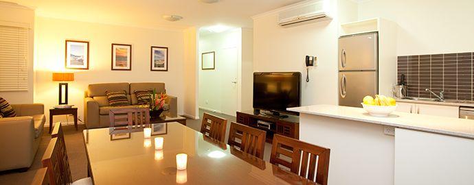 3 Bedroom Penthouse | Wyndham Flynns Beach, Port Macquarie, NSW, Australia.