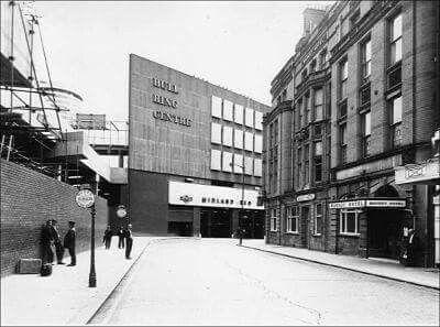 I Remember it well...Edgbaston St, as was, Birmingham B5