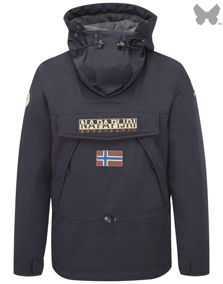Napapijri Men's Skidoo 14 Jacket – Navy | Country Attire