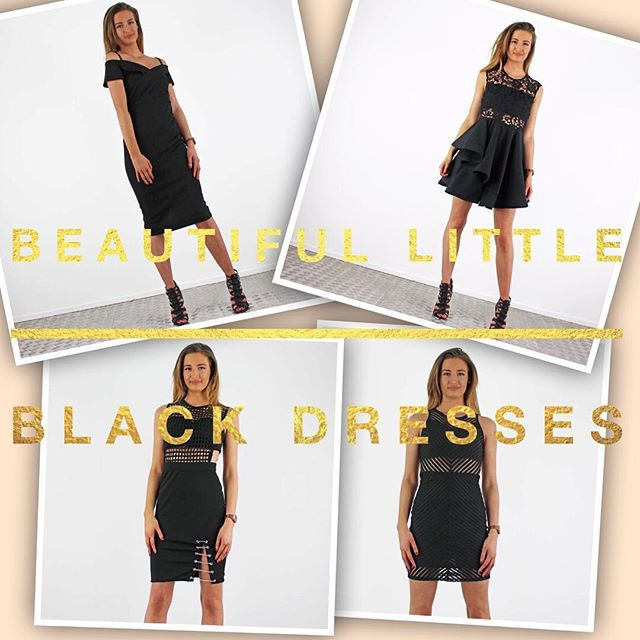 Take a look at all our #lbd . Instore and online . WWW.PINKCADILLAC.CO.UK
