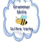 Grammar Skills: Is/Are Verbs is a tool to help students with is/are verbs.  With the use of pictures and sentences, the student can fill in the bla...