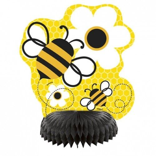 Busy Bee Mini Decorations