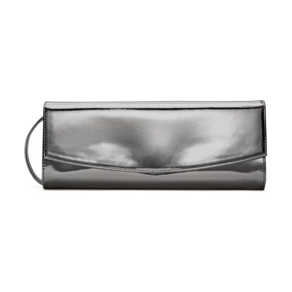 On SALE at 50.00% OFF! Raz by Stuart Weitzman. Razzle dazzle 'em with this evening essential: This structured fold-over clutch is crafted from the same luxurious ...