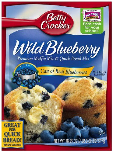 Betty Crocker Muffin Mix Blueberry 169Ounce Boxes Pack of 12 >>> You can find out more details at the link of the image.(This is an Amazon affiliate link and I receive a commission for the sales)