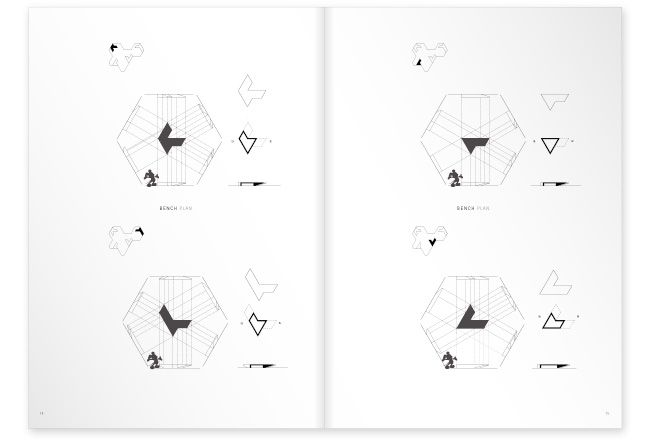 Hexagano Artbook #page #book