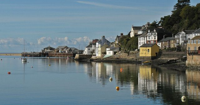 Explore Aberdovey when staying at the Trefeddian Hotel Mid Wales