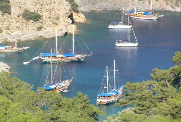 7.Day, Black Poyraz Harbour, Bodrum, private boat rental, www.barbarosyachting.com