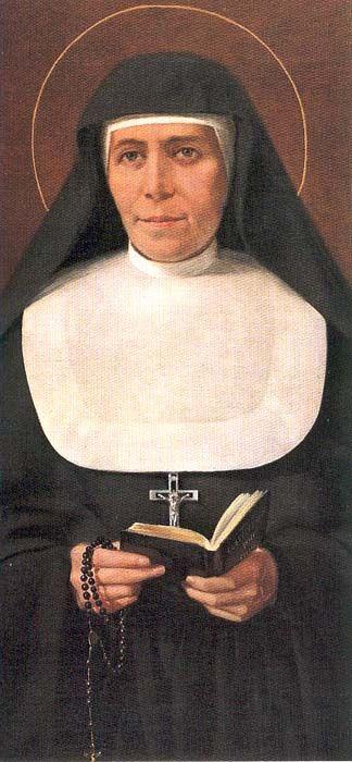 St Mary Mazzarello  | www.saintnook.com/saints/marymazzarello |  Madre Mazzarello1