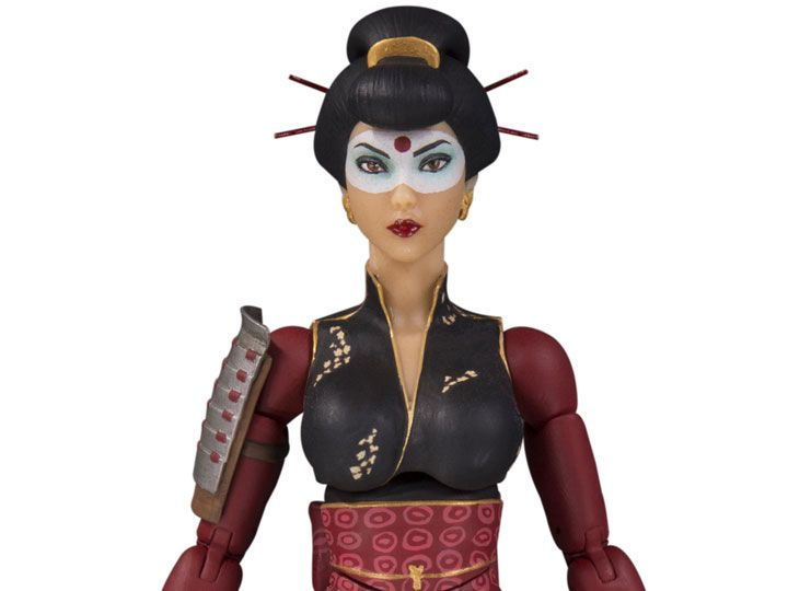 DC Collectibles Designer Series Bombshells by Ant Lucia Katana Action Figure