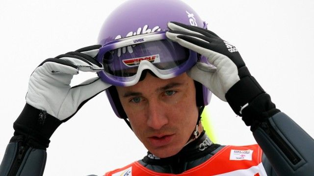 Skispringen Martin Schmitt beendet Karriere