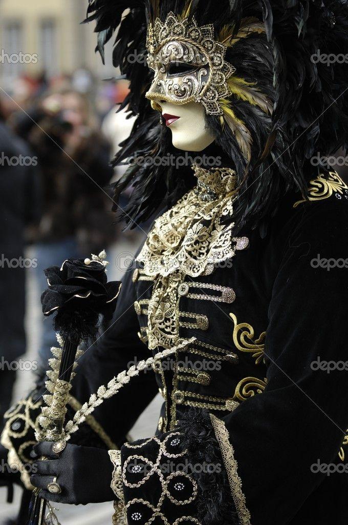 Venetian Carnival Masks | Venetian Carnival Mask | Stock Photo © Moritz Buchty #5825701