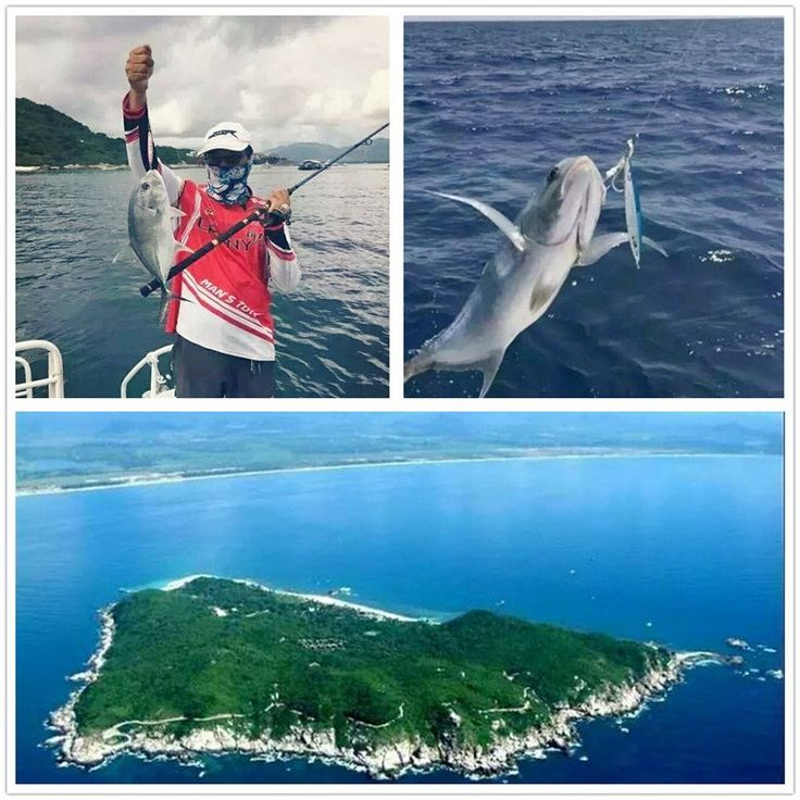 Go fishing in Wuzhizhou  Island! Sanya Tourism (@VisitSanya) | Twitter