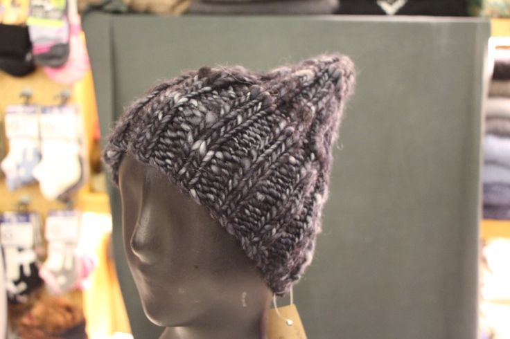Order a one of a kind hand-spun Merino Wool Beanie online at SpinKnits http://bit.ly/2izekjj and stay snug all season long.  Available in-store and online.
