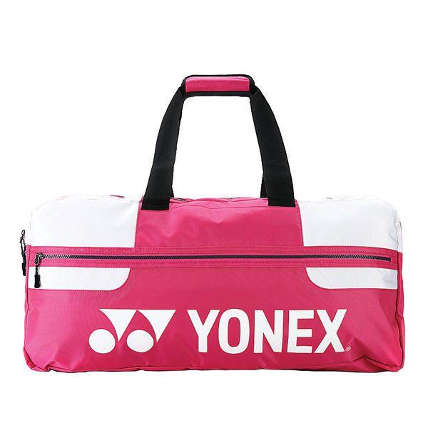 Yonex Cross Body Bag Badminton Tennis Racket Pink 2017 New Model 69br011u