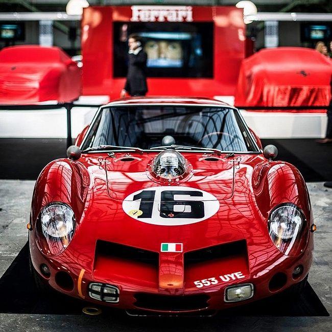 1962 Ferrari 250 GT Breadvan Competizione