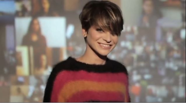 Alessandra Amoroso Stupendo Fino a Qui videoclip