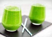 Groene smoothie zonder zuivel