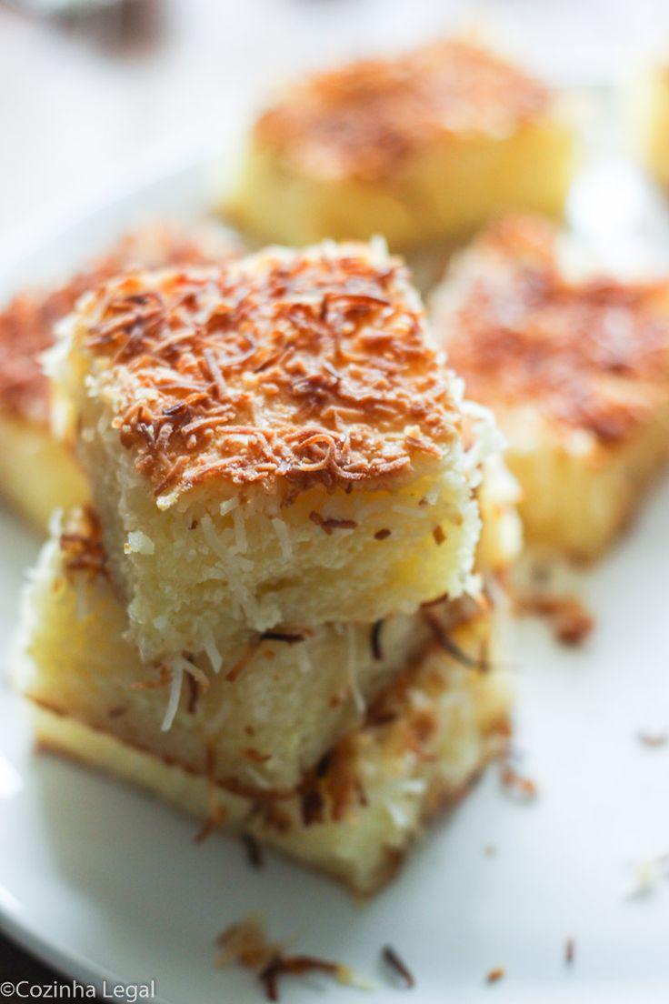 Bolo de tapioca | Cozinha Legal                                                                                                                                                                                 Mais