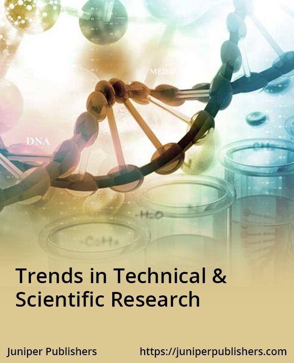 Journal Of Scientific Technical Research Juniper Publishers