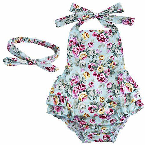 #YiZYiF #Baby #Kleinkind #Spielanzug #Overall #Bodies #Anzug #Mädchen…