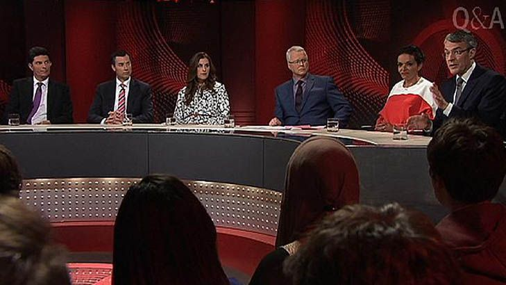 The western perception of Muslim women is often contradictory. Although generally pitied as objects of oppression, visibly Muslim women also bear the brunt of anti-Islam sentiment. Last week two Australian Muslim women, Randa Abdel-Fattah, and Anne Azza-Aly appeared on ABC's Q&A and expertly cut through many of the myths and distortions surrounding Islam and terrorism.