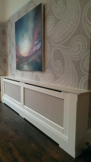Kensington Kitchen Cabinets: Kensington Radiator Cabinet By Radiator Cabinets UK