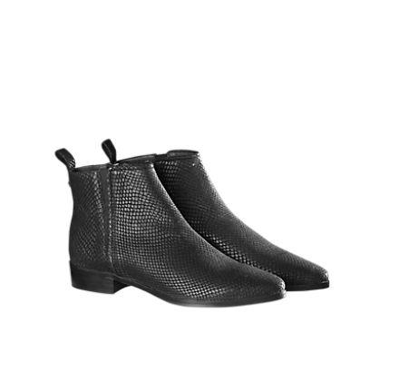Chelsea Bootie - Shoes - Woman - Filippa K