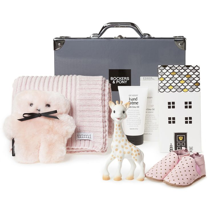 Opulent Baby Luxury Hamper | Luxury Baby Gift Hampers | Bockers and Pony