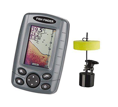 www.somefunoutdoors.com Signstek FF-003 Portable Fish Finder FishFinder Outdoor Fishing Tool Sonar Sensor Boat Fish Finder Depth Locator With LCD Display Signstek http://www.amazon.com/dp/B00C95IUSI/ref=cm_sw_r_pi_dp_wwvlwb1RND40N