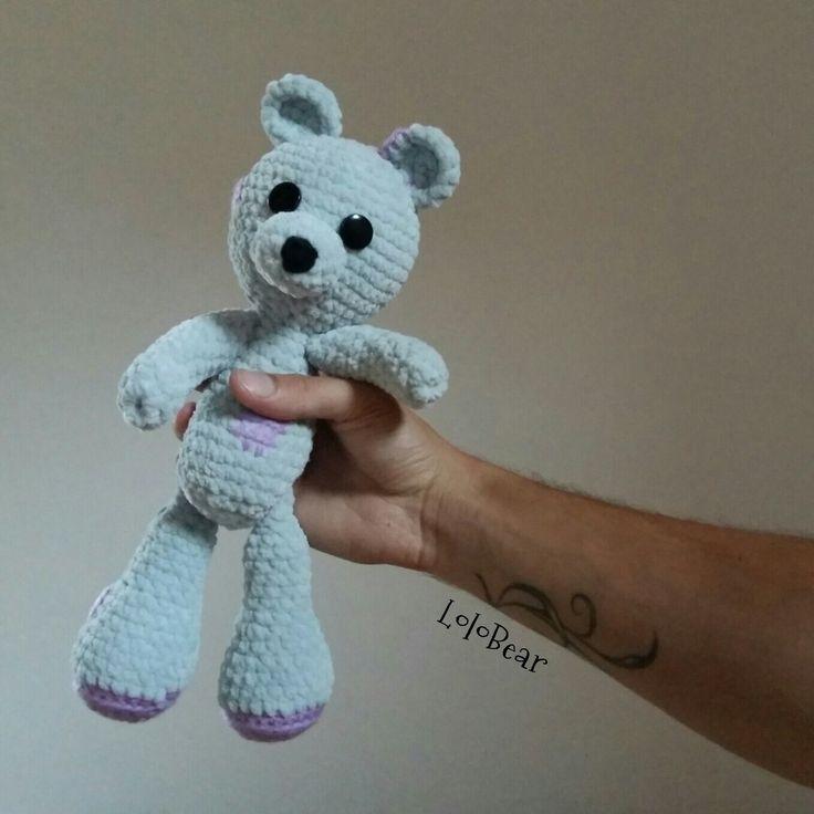 Crochet Lolo Bear