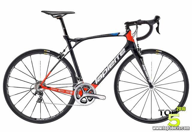 LAPIERRE XELIUS SL FDJ ULTIMATE, una bici buena, bonita y barata