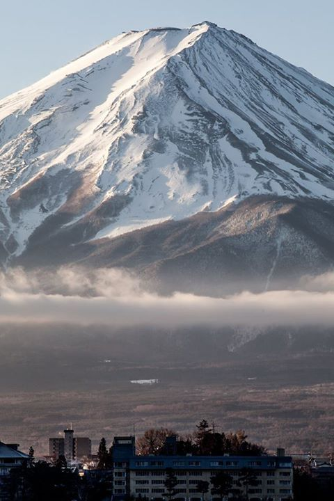 Mt. Fuji, Japan (Photo by Julius Angelo)