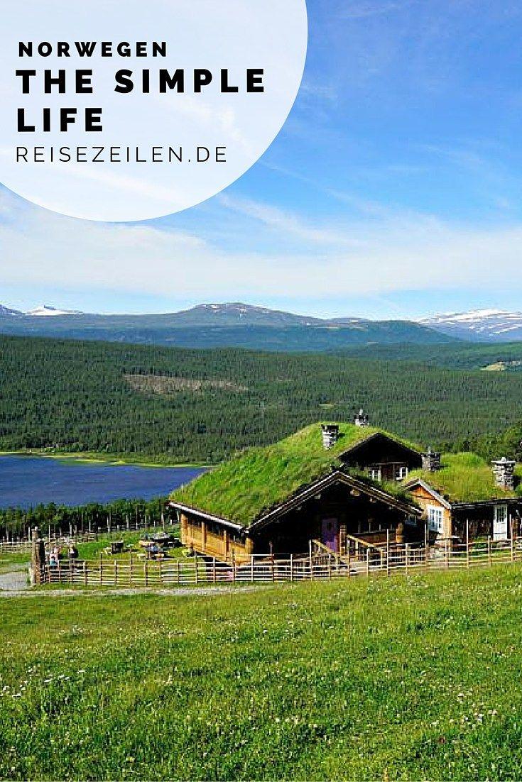 """Besonders interessant finde ich es, wenn ich Menschen kennenlernen darf, die mehr oder weniger """"ihr Ding durchgezogen haben"""". Keine kompletten Aussteiger, sondern eher Visionäre, die ein Leben nach ihren Vorstellungen führen. In Norwegen hatte ich gleich zweimal die Gelegenheit, solche Menschen zu treffen."""