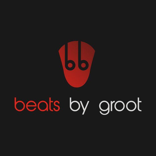 Awesome 'Beats' design on TeePublic!