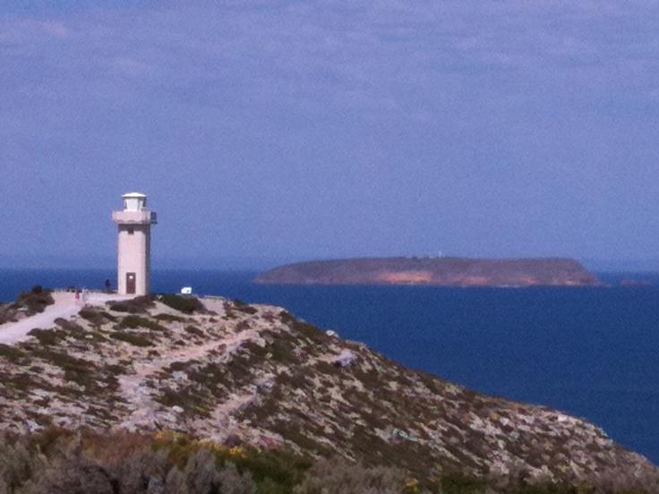 Cape Spencer Lighthouse, Innes National Park, Yorke Peninsula, SA 2011