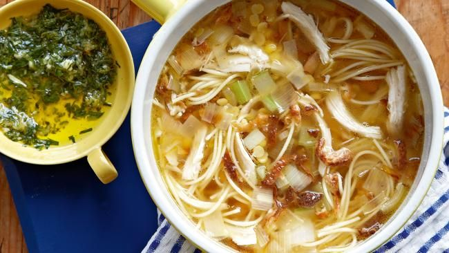 Recipes to warm you up in dropping temperatures