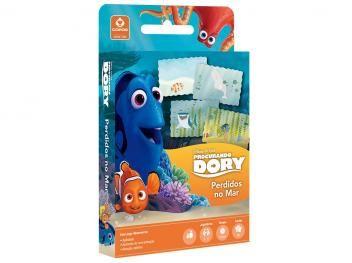 Jogo da Memória Disney - Procurando Dory - Perdidos No Mar Copag 55 Peças