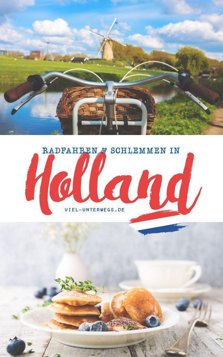 Radtour Holland Fahrradreisen Holland Und Ferien In Holland