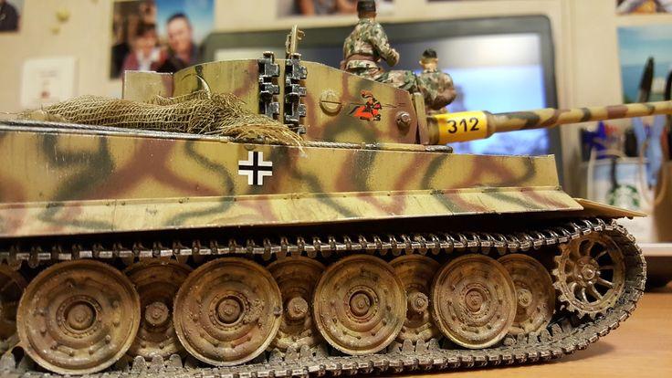 La schwere Panzer-Abteilung 505  ( 505 e bataillon de chars lourds) est une unité de la Wehrmacht créée le 18 février 1943. Le ...