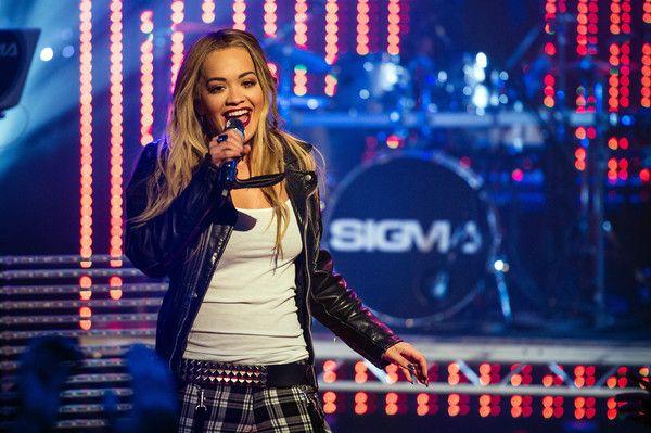 Rita Ora Photos - 'TFI Friday' - Live Broadcast -December 11 2015 - Zimbio