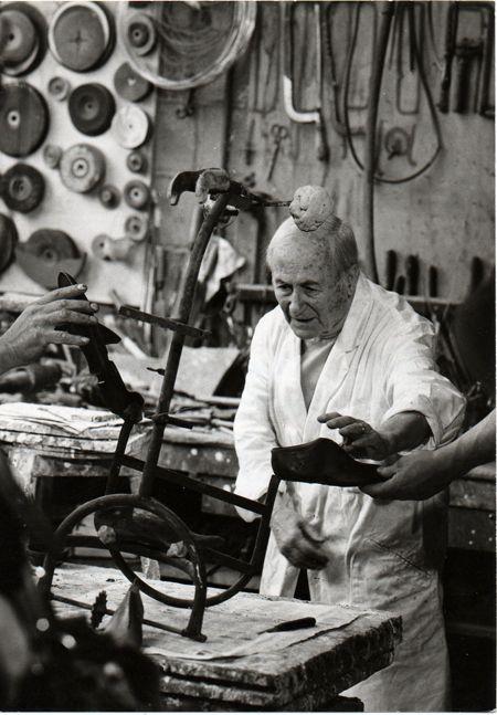 Joan Miró  Clovis Prevost 1974