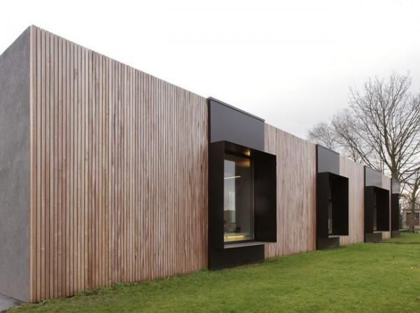 House K in Buggenhout, Belgium - by Graux & Baeyens Architecten    #architetcture #house #contemporary
