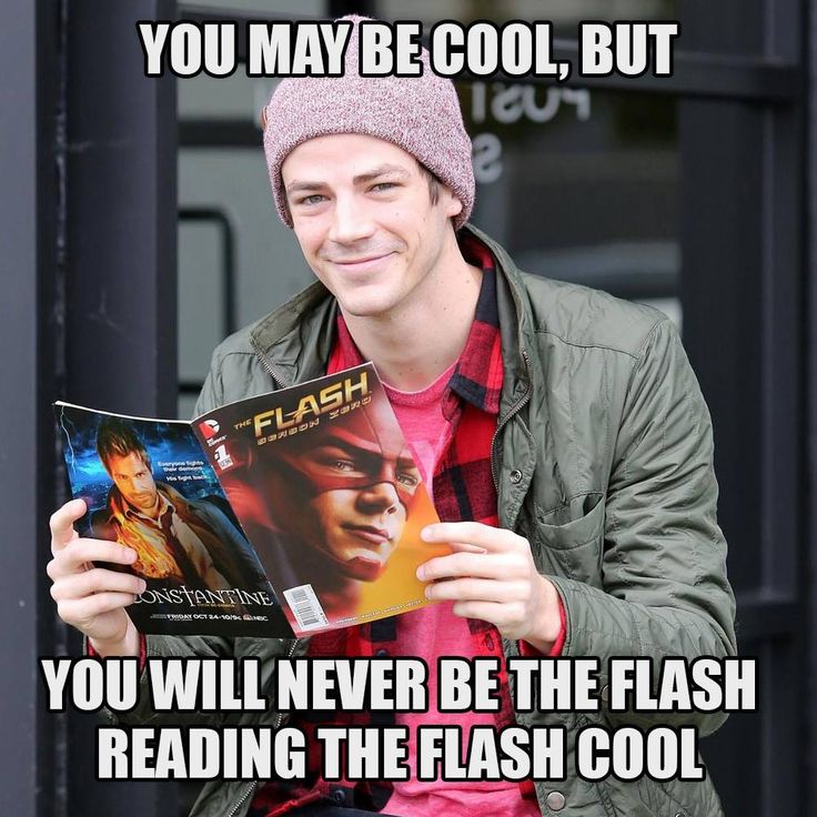 Who's watching The Flash?