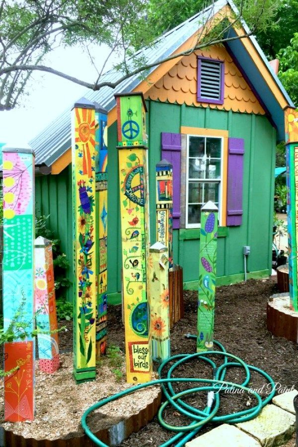 Awesome Potting Shed repurposed ideas for your backyard outdoor - Potting Shed Designs