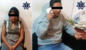 Probables responsable de robo de teléfono celular fueron detenidos