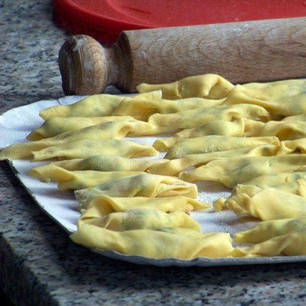 @spiffrancesco Tortelli piacentini ricotta e spinaci | #myER_Taste: foto finaliste