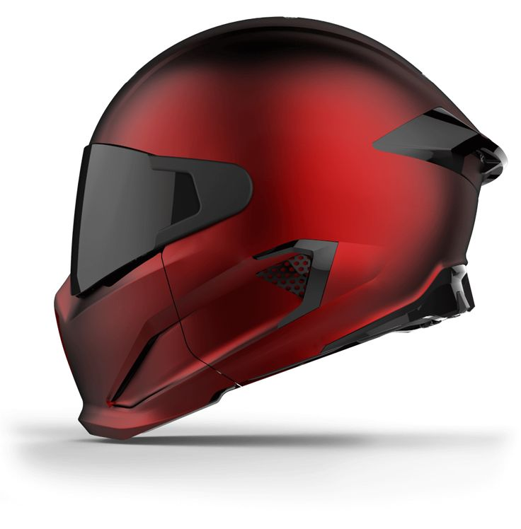 ATLAS Origin is the first of it's kind.Uniquely engineered and patented, the ATLAS Origin has created a whole new category of motorcycle/snowmobile helmets.