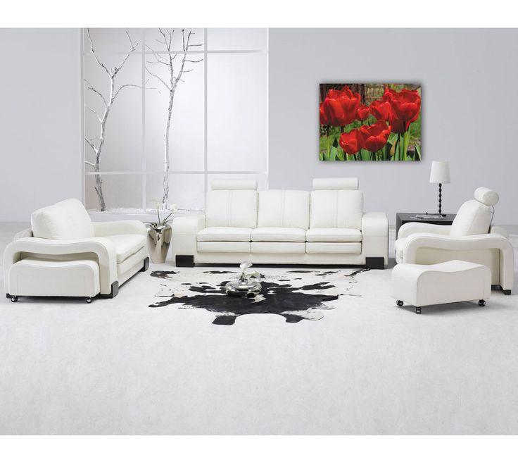 Obraz Tulipany Czerwone, Canvas